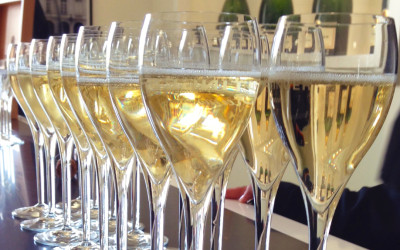 Beyond Bubbles: The Essence of Champagne