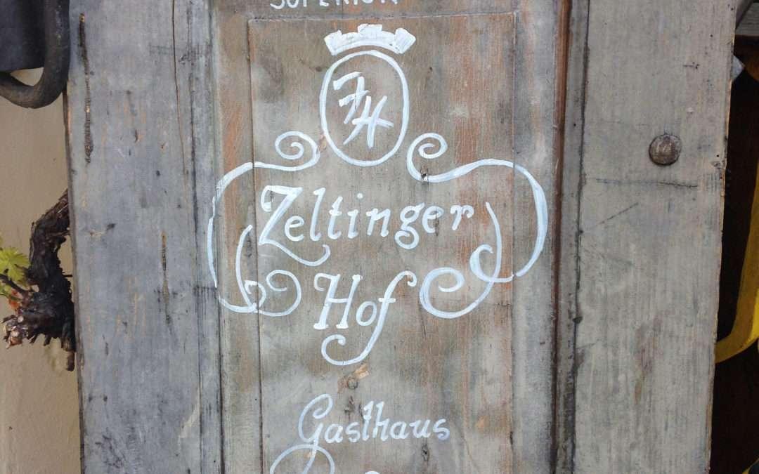 Zeltinger Hof Gasthaus des Rieslings