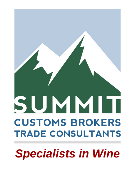 Advertisement: Summit Customs Brokers